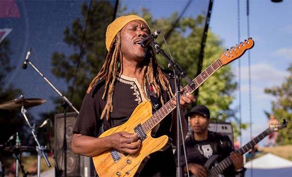 Lazo Bob Marley tribute