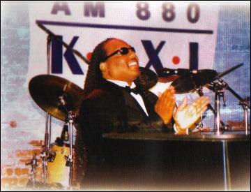 Tribute to Stevie Wonder